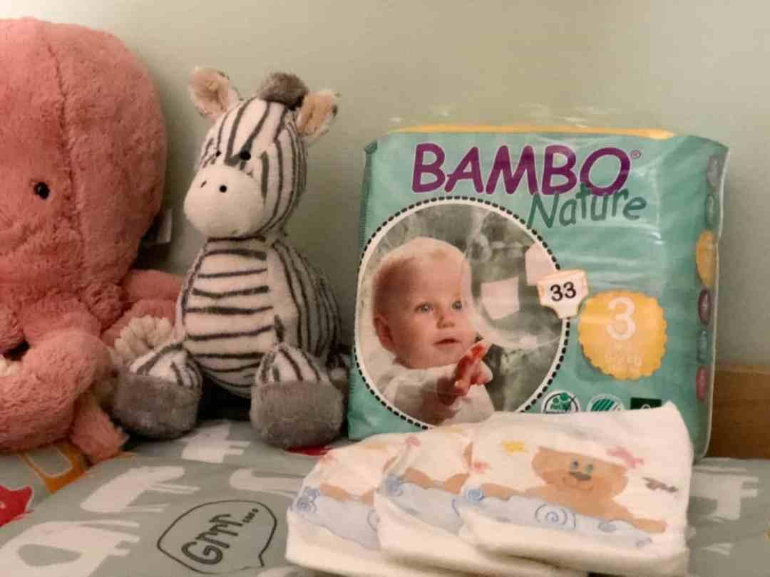 Bambo Nature Nappies