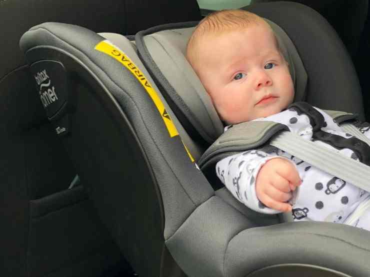Britax Car Seat Rear Facing Swivel
