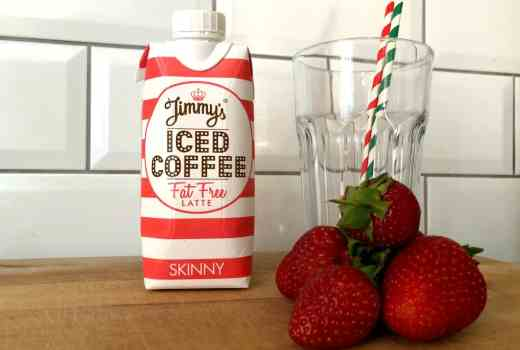 Skinny Jimmy's Iced Coffee