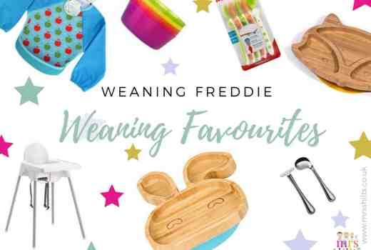 Weaning Freddie