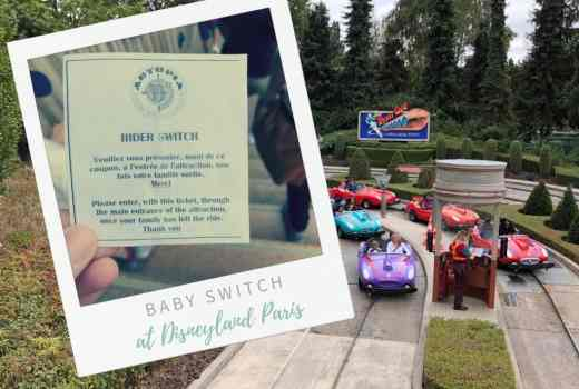 Baby Switch at Disneyland Paris