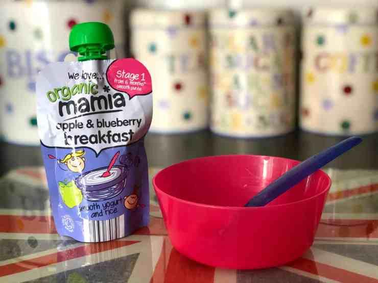 Aldi Mamia Breakfast