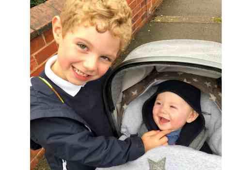 Boys Siblings October 2018