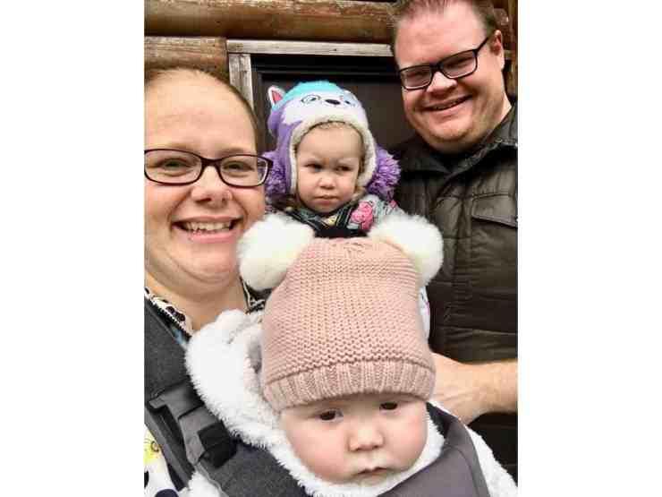 Rachel Bustin family