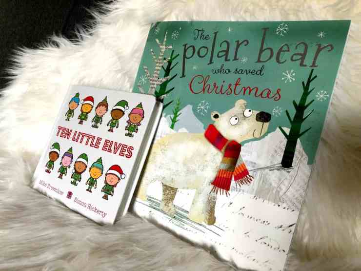 Christmas Eve Box Books