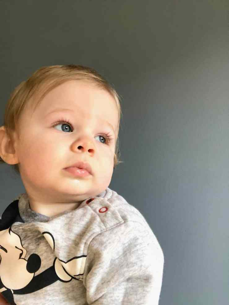 Freddie 11 months old
