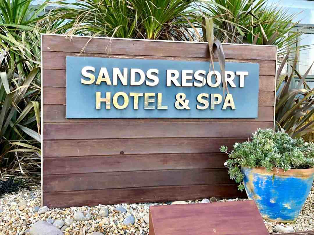Sands Resort Hotel and Spa, Newquay Cornwall