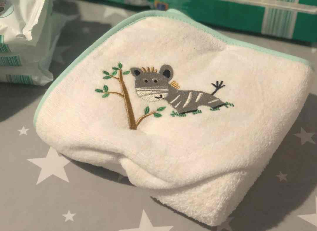 Hooded Towel Aldi Baby And Toddler