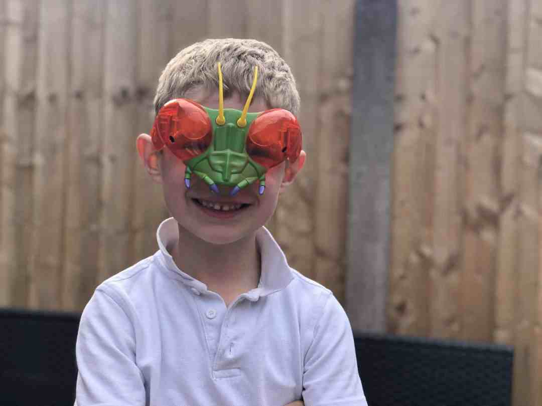 Very Hungry Caterpillar Bug Goggles