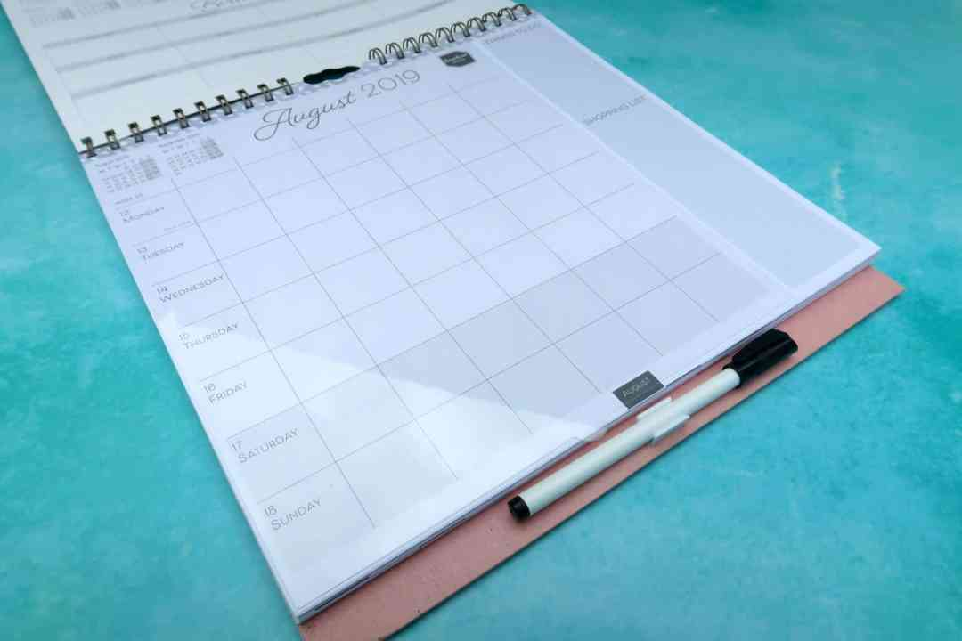 Boxclever Press Family Weekly Planner