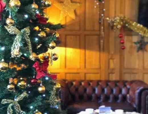 Christmas Moor Hall