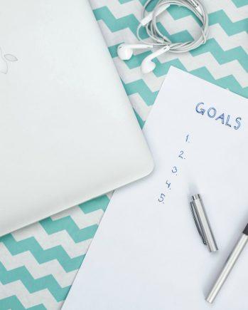 work goals list