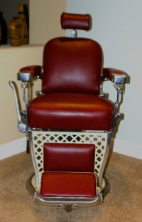 Antique Barber Chairs | Antique Furniture