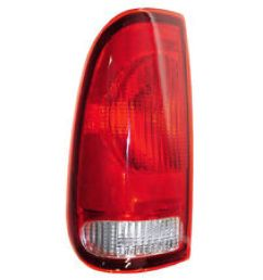 97 03 ford f150 left tail light assembly [ 1600 x 1600 Pixel ]