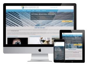 JWM & Associates (Woodstock) Responsive Web Design