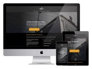 Mobile Safe Watch (Brooks) Responsive Web Design
