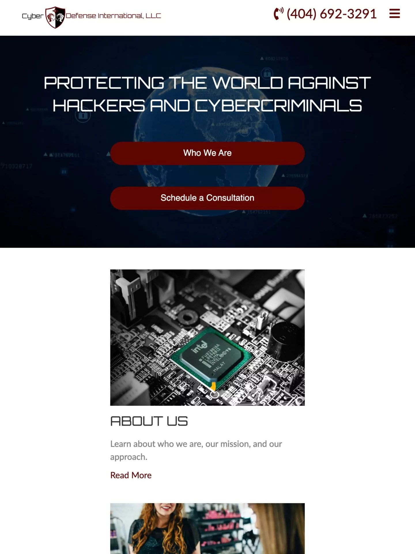 cyber-defense-atlanta-tablet-web-design-1