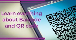 What is Barcode and QR code? Explained in Detail