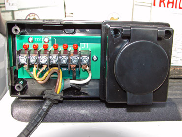 Light Wiring Diagram For Trailers Quot Trailer Electronic Technology For Safer Easier