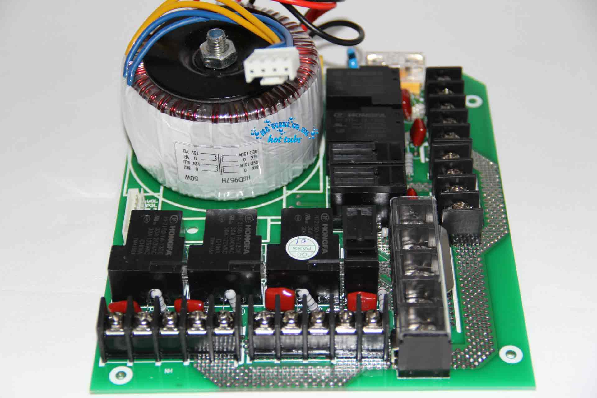 hight resolution of chinese hot tub spa control pack main relay power board kl8 2 tcp8 2 kl8 3 tcp8 3