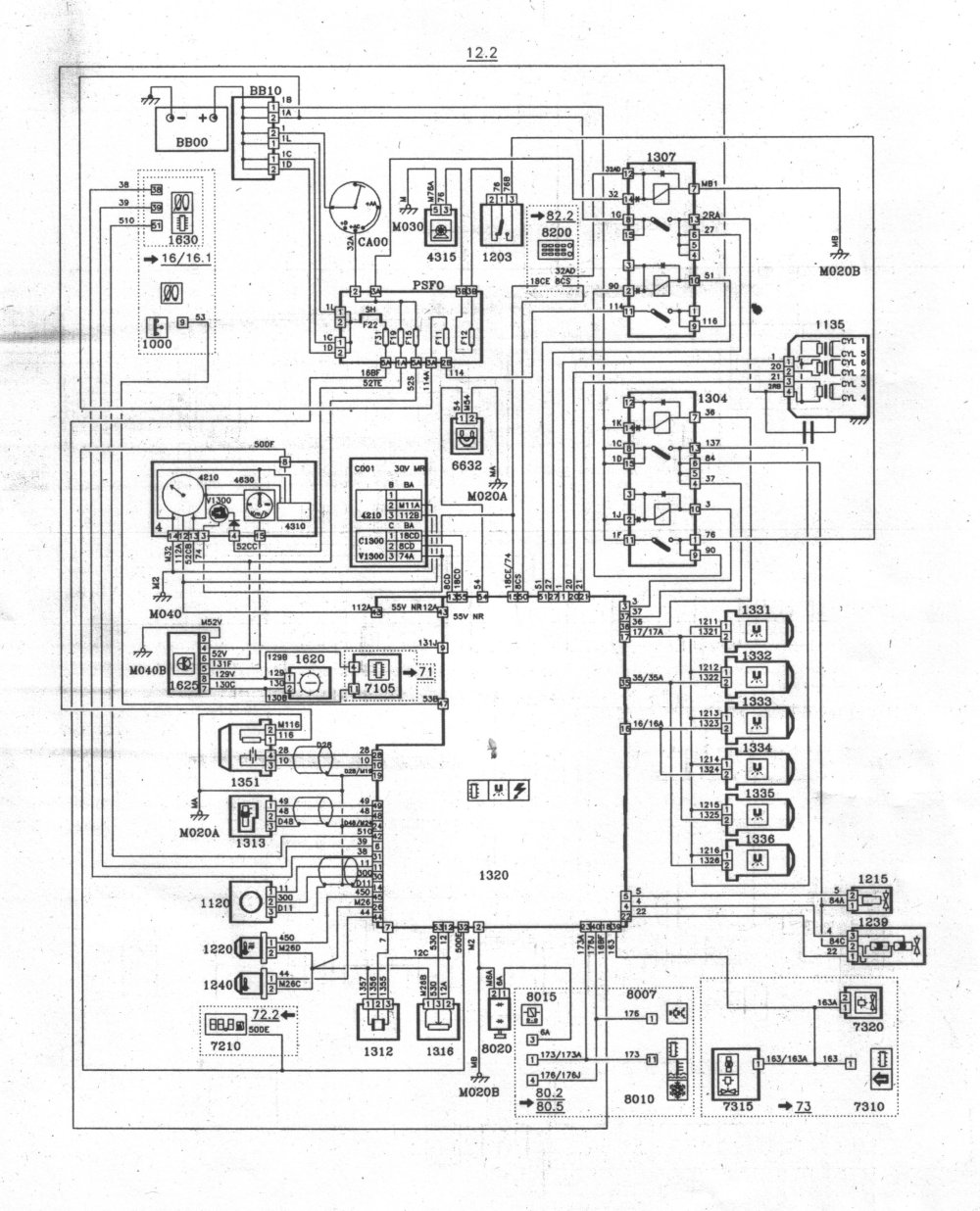 medium resolution of index of other406coupepics peugeot 406 jbl wiring