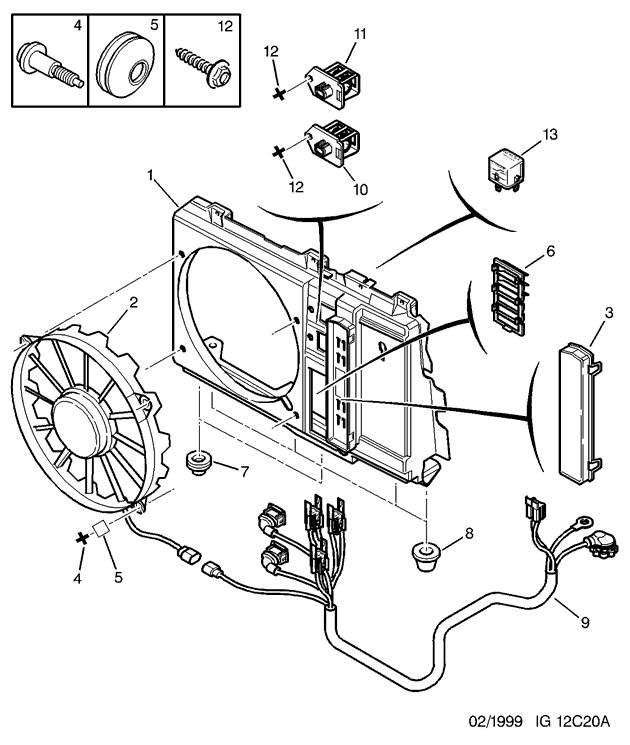 ENGINE MOTOR DRIVEN FAN TUBE