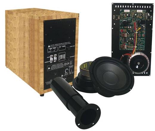 100w Rms Amplifier Wiring Diagram