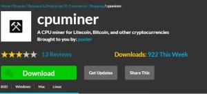 CpuMiner
