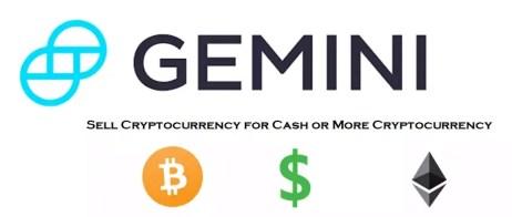 Gemini CoinBase Alternative