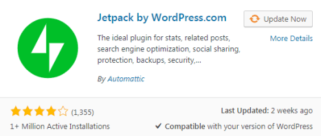 JetPack WordPress Best Plugins