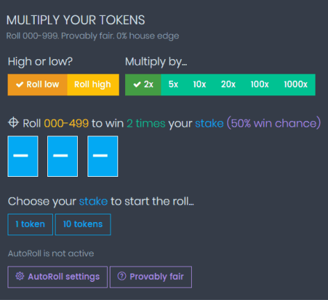 CoinPot Multiplier