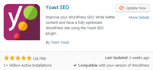 Yoast Seo Best WordPress Plugins