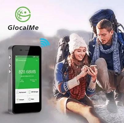 GlocalME G3 Pocket Wifi