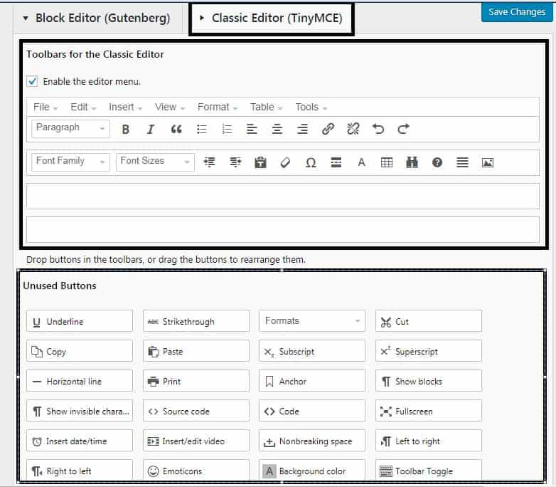 How To Change Font In WordPress TinyMCE Editor Setting