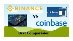 Binance vs coinbase best comparision