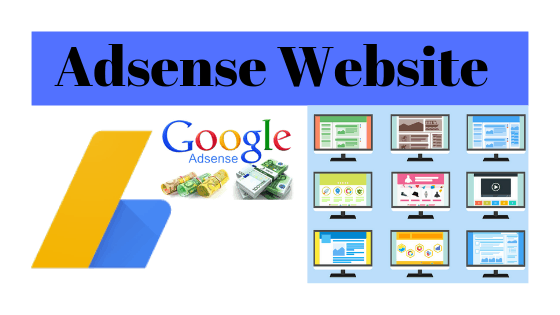 Google Adsense Website