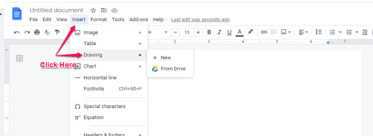 How to flip the image in Google Doc