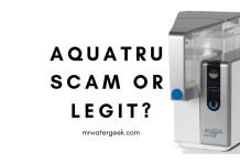 AquaTru Water Filter Review
