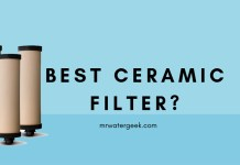 Best Ceramic Water Filter