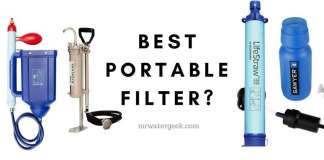 Here Is The Best Portable Water Filter With FLAWS You Should Know About