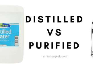 Distilled Water vs Purified Water? Here Is What The Experts Say.