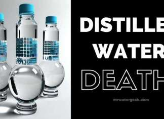 Distilled Water DEATH