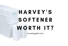 Harveys Water Softener Review