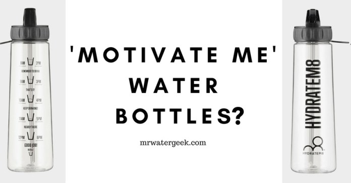 Motivational Water Bottle Review: Here is What No One Talks About