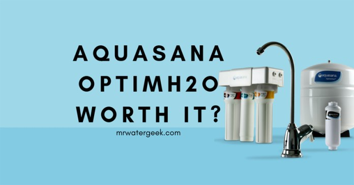 Aquasana Optimh2O Reverse Osmosis + Claryum Review: Is It Really WORTH It?