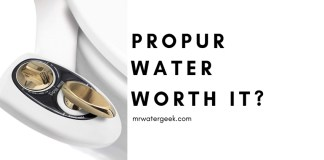 Propur Water Filter Review
