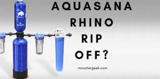 Aquasana Rhino EQ 1000 Review
