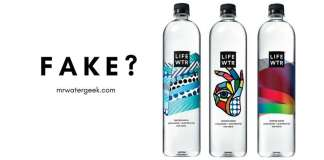 Lifewtr Pepsico Review: Good Water But Is It Linked To The ILLUMINATI?
