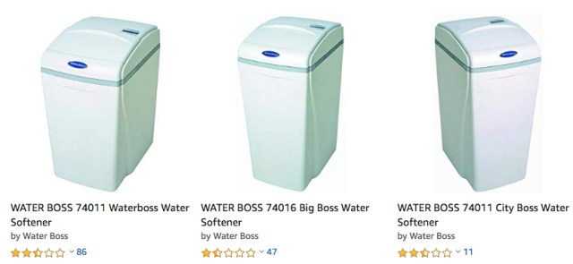 WaterBoss Mostly Negative Reviews