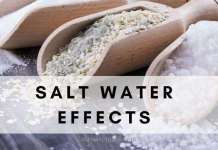 Drinking Salt Water EFFECTS? How to Spot (+Treat) Them